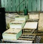 Аппарат для инкубации икры форели