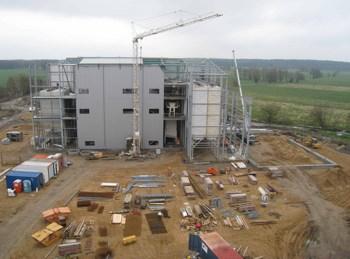 """В Германии строится новый завод по производству рыбных кормов """"Aller Aqua"""""""