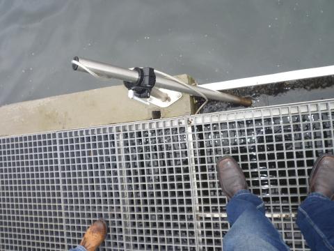 Новая технология измерений концентрации растворенного кислорода в аквакультуре